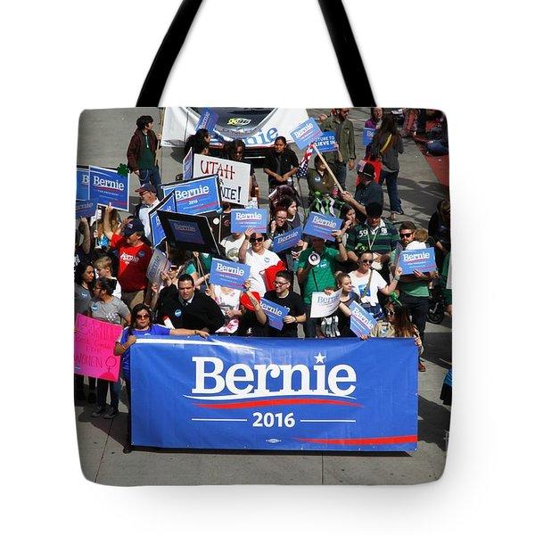 Bernie 2016 Tote Bag