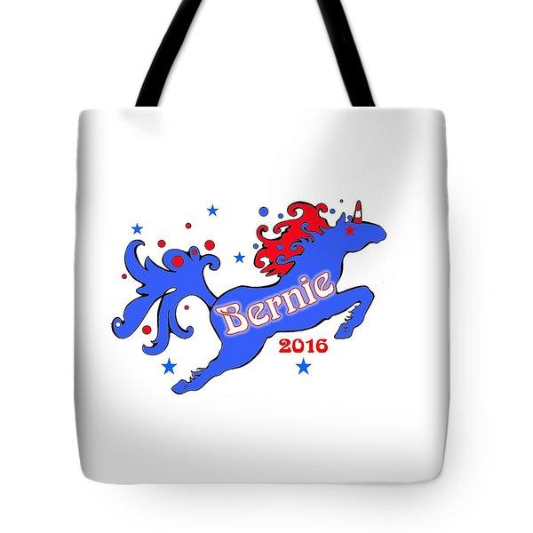 Bernie's Unicorn 2016 Tote Bag