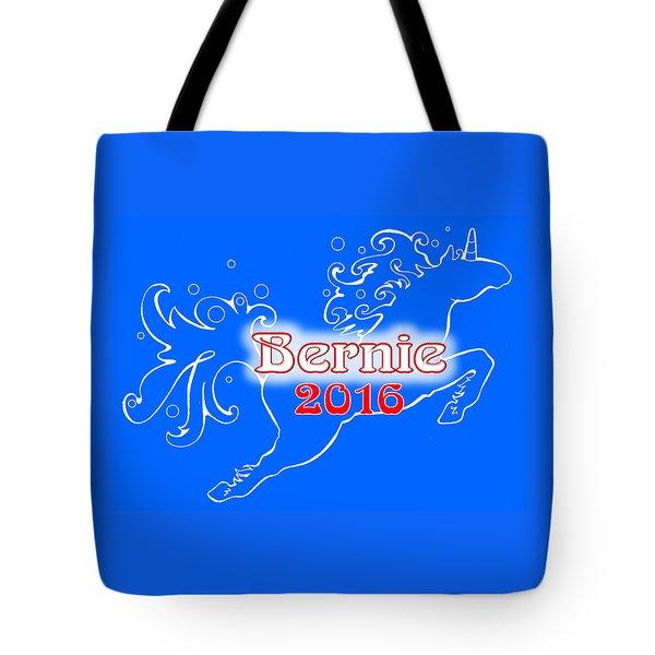 Bernie's Unicorn Option 5 Tote Bag
