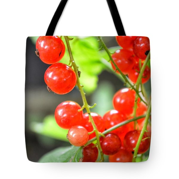 Tote Bag featuring the photograph Berry Good by Isabella F Abbie Shores FRSA