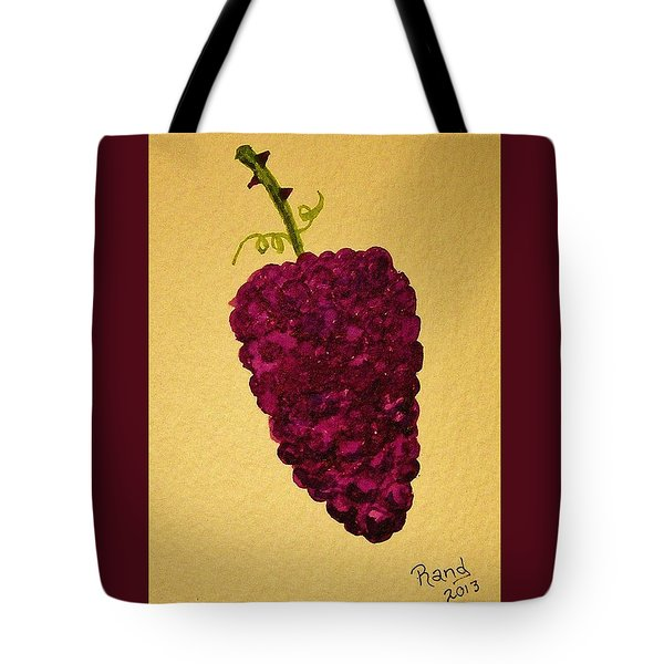 Berry Good Tote Bag by Rand Swift