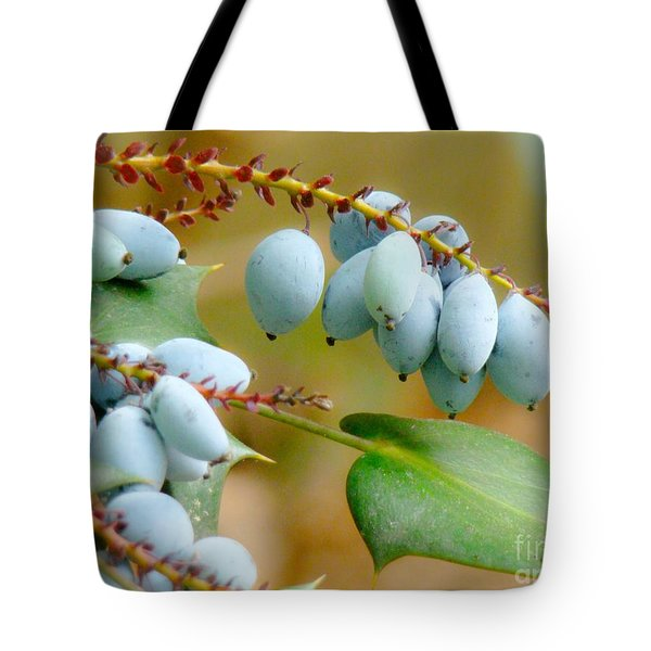 Berrylicious  Tote Bag by Rand Herron