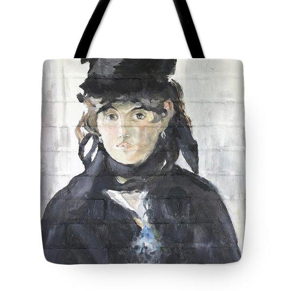 Berthe Morisot Tote Bag