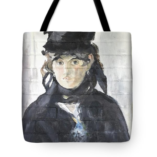 Berthe Morisot Tote Bag by Stan Tenney