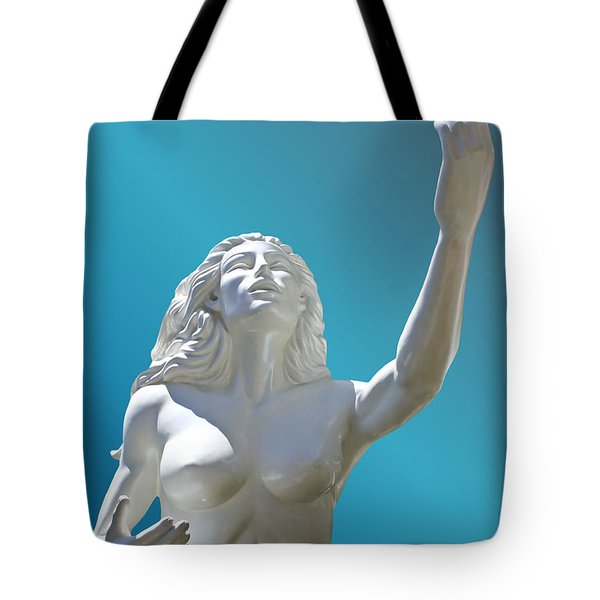 Tote Bag featuring the photograph Beseech by Kristin Elmquist