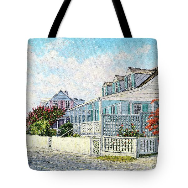 Beside The Point I Tote Bag