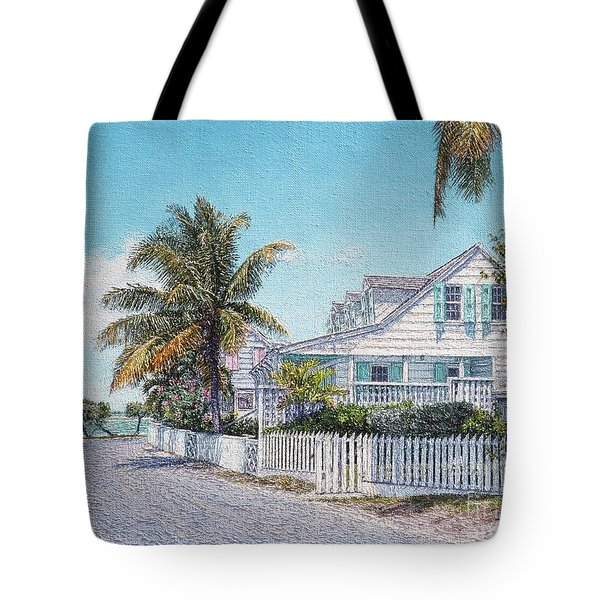 Beside The Point II Tote Bag
