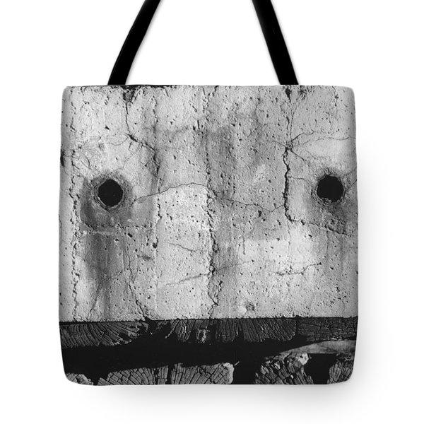 Besieged Tote Bag