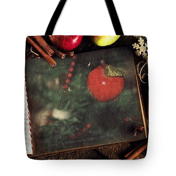 Best Christmas Wishes Tote Bag