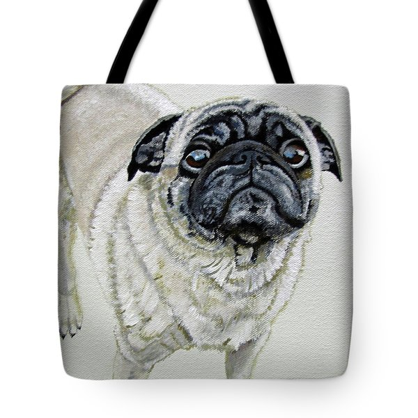 Best Friend Tote Bag by Jimmie Bartlett