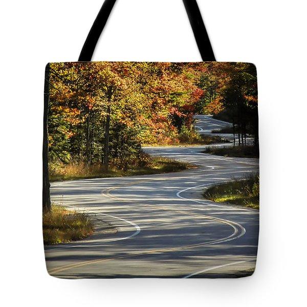 Best Road Ever Tote Bag