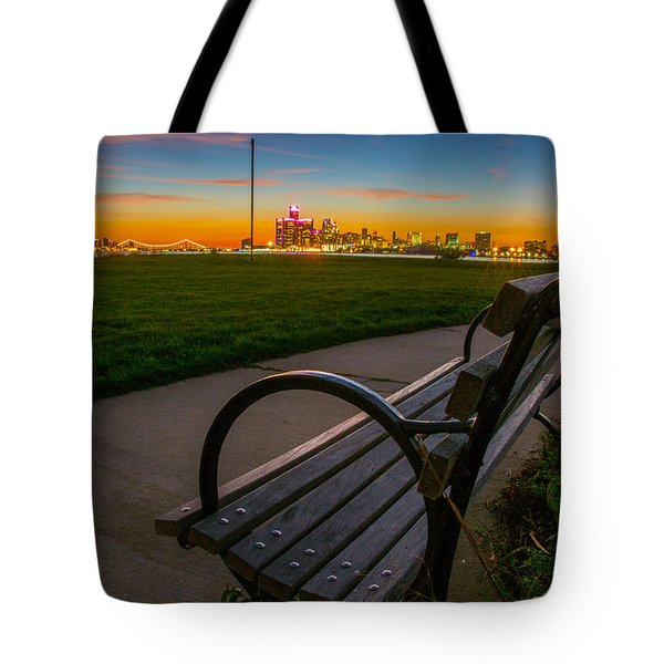 Best Seat In The House Tote Bag