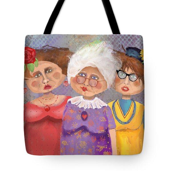 Bestfriendsforever Tote Bag