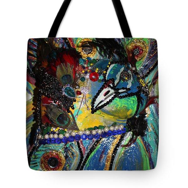 Beth - Our True Colors Survivor Tote Bag