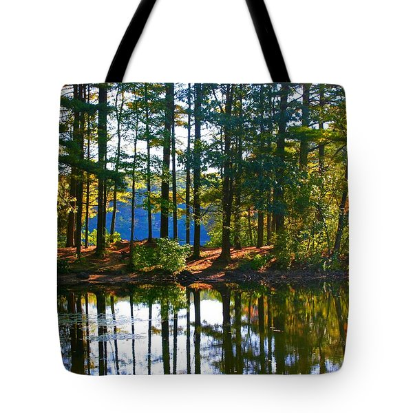 Bethel Homeschooling Hike Tote Bag