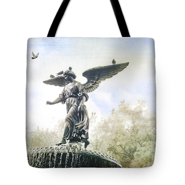 Bethesda Angel Tote Bag