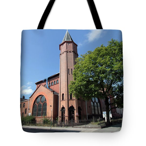 Bethesda Baptist Church Tote Bag