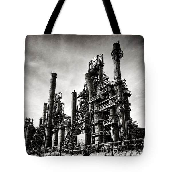 Bethlehem Steel Tote Bag