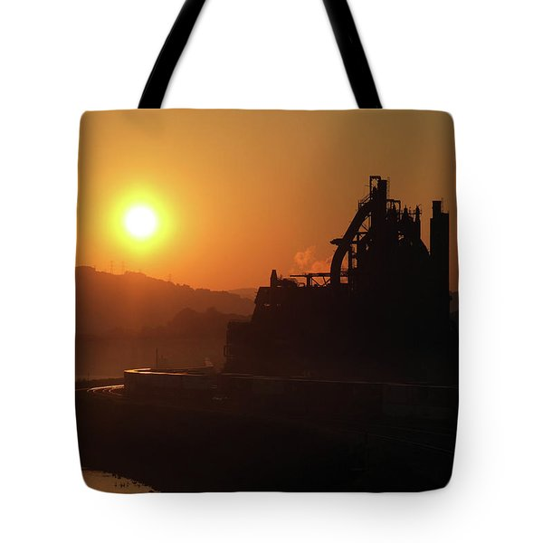 Bethlehem Sunrise Tote Bag