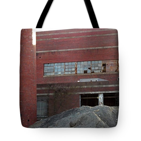 Bethpage Gravel 2 Tote Bag