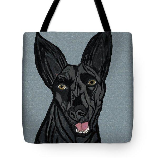 Beths_cutie_dwp_2016 Tote Bag