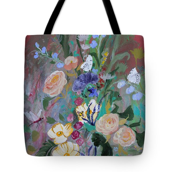 Betrothed Tote Bag by Robin Maria Pedrero
