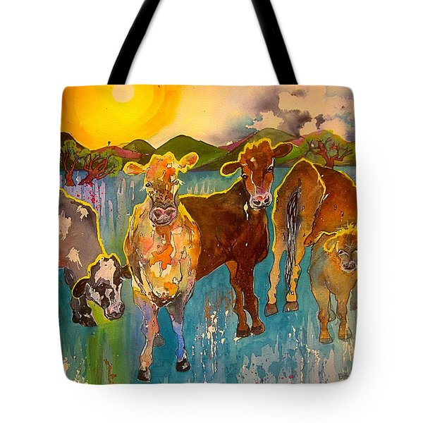 Better Cows Tote Bag