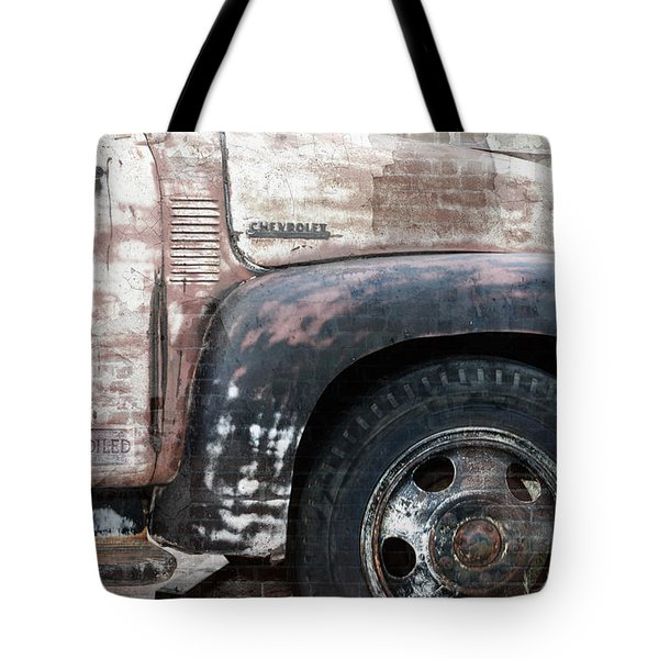 Better Days Tote Bag by Betty LaRue