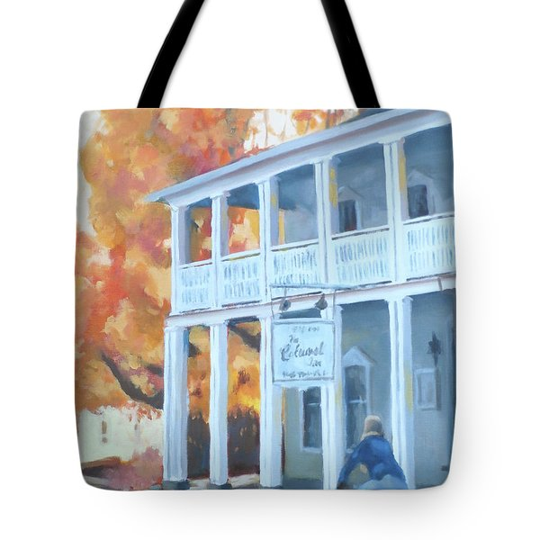 Better Days Tote Bag by Carol Strickland