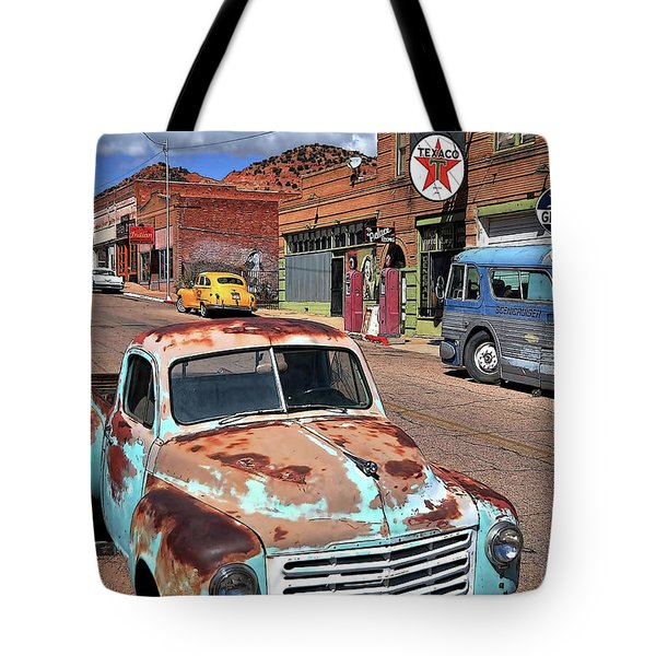 Better Days Tote Bag by Gina Savage