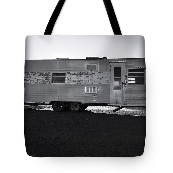 Better Days On Route 66 Tote Bag