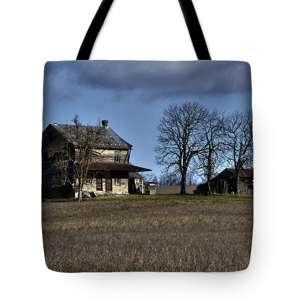 Tote Bag featuring the photograph Better Days by Robert Geary