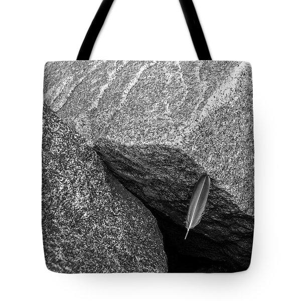 Between A Rock Tote Bag