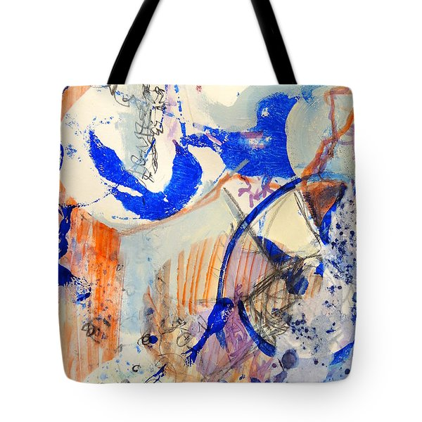 Between Branches Tote Bag