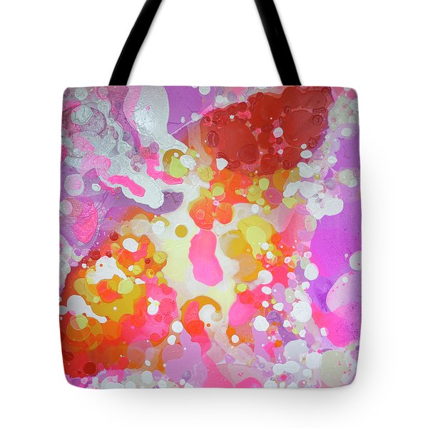 Between Here And There Tote Bag