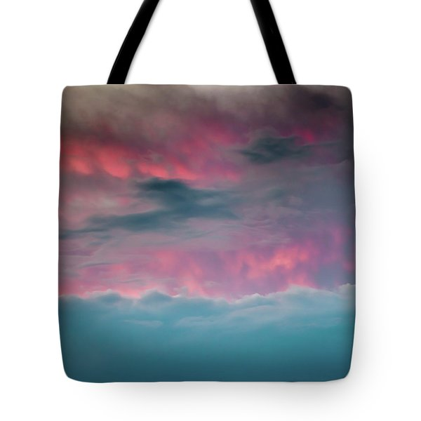 Tote Bag featuring the photograph Between Mars And Venus by Az Jackson