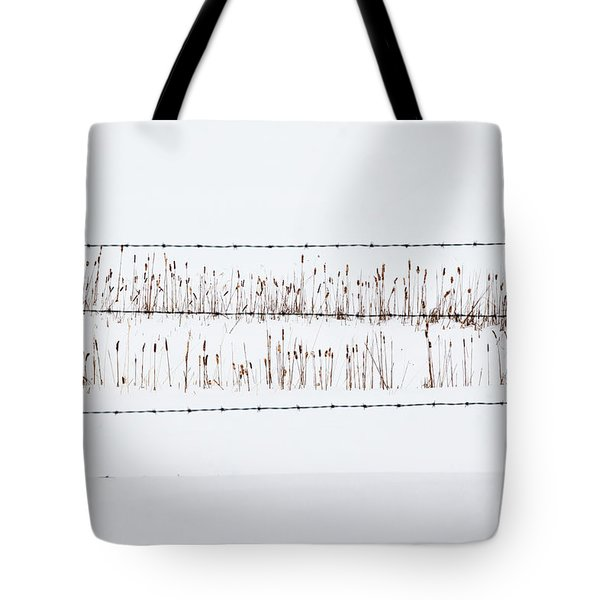 Between The Lines - Tote Bag