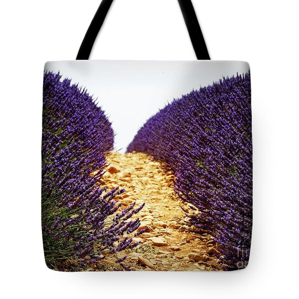 Between The Purple Tote Bag