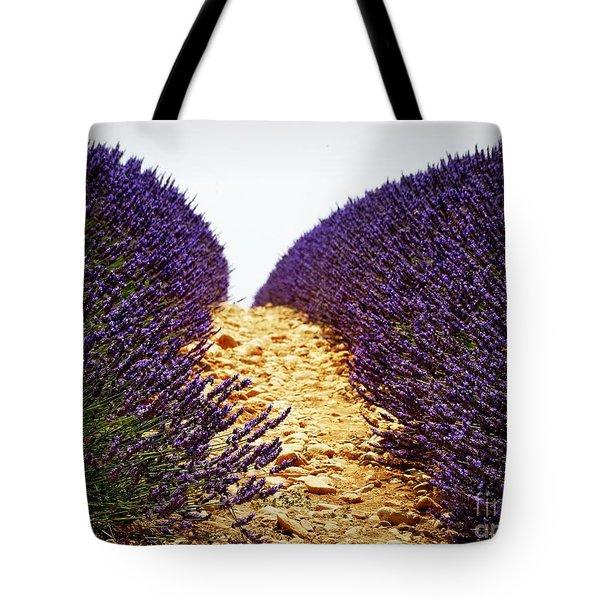 Between The Purple Tote Bag