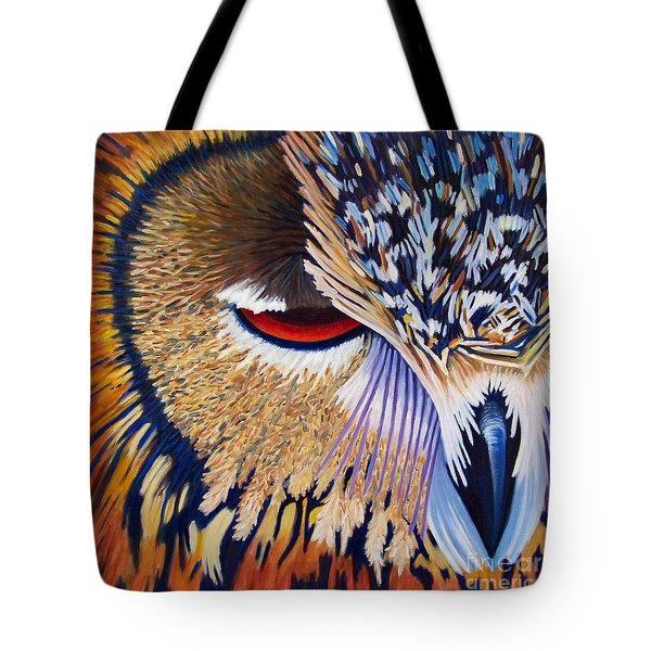 Between Two Worlds Tote Bag