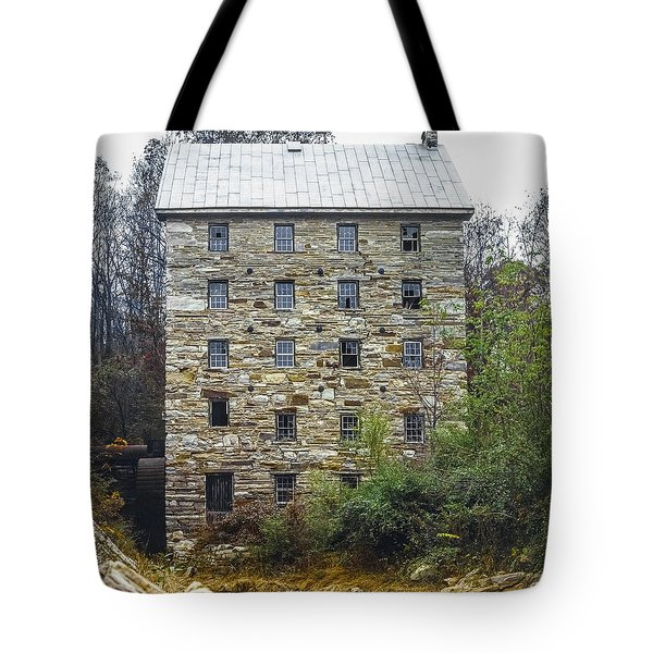 Beverly Mill II Tote Bag