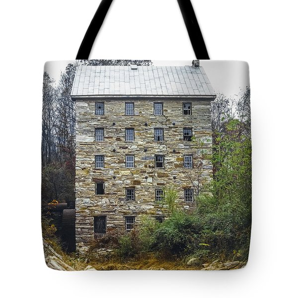 Beverly Mill II Tote Bag
