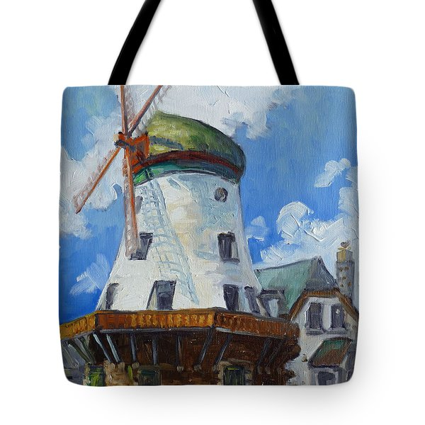 Bevo Mill - St. Louis Tote Bag
