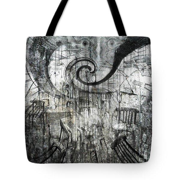 Beware Of Darkness Tote Bag