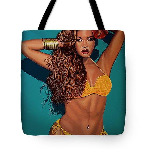 Beyonce 2 Tote Bag
