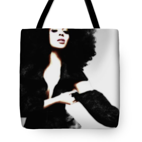 Beyonce Styling And Profiling Tote Bag