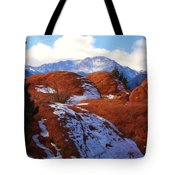 Beyond The Red Tote Bag by Clarice  Lakota