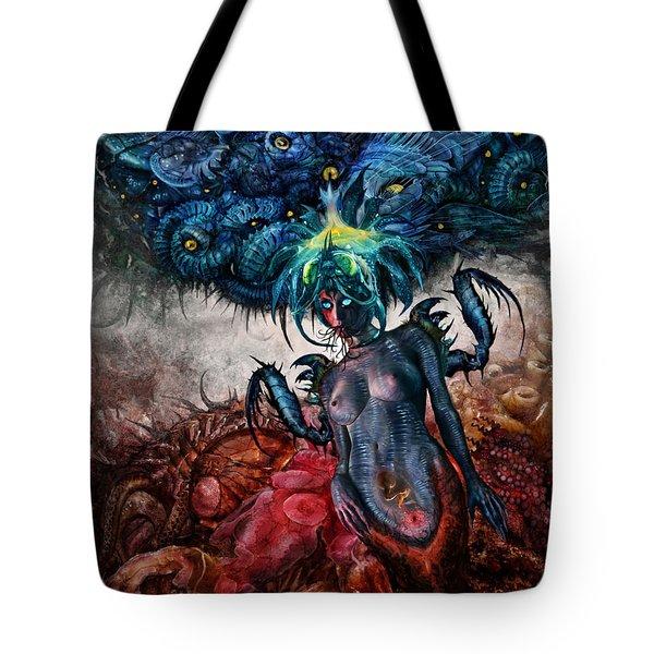 Beyond Cure Tote Bag by Tony Koehl