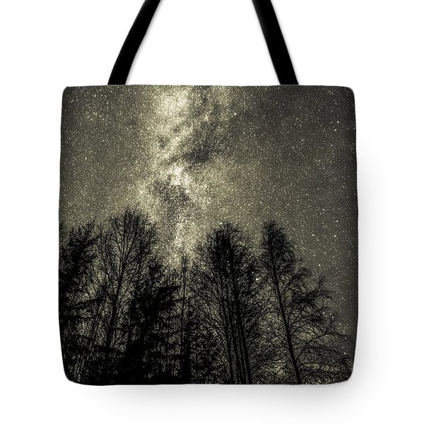 Beyond Eternity Tote Bag by Rose-Maries Pictures