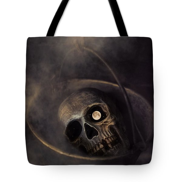 Tote Bag featuring the photograph Beyond by Robin-Lee Vieira